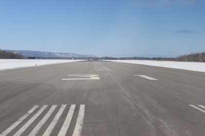 Runway in Collingwood