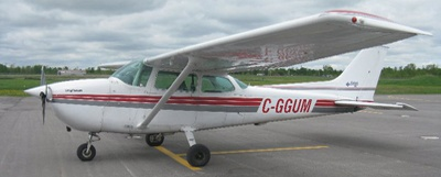 Future Air Cessna 172 GGUM